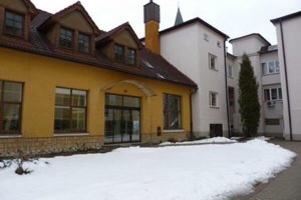 Knižnica D. Gutgesela. Týždeň slovenských knižníc tu odštartoval v pondelok 18. marca.