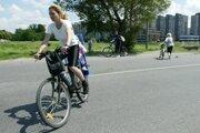 Cyklotrasa. Obľúbený šport má podporiť nová 23-kilometrová značená trasa, ktorá prepojí Bardejov a poľské kúpele Krynica.