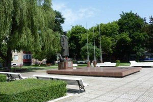 Park Ludvíka Svobodu.