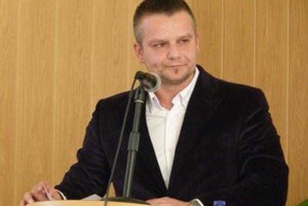Adrián Labun. Nový riaditeľ svidníckeho zariadenia pre seniorov má na svoj post nastúpiť od 1. júla.