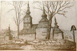 Takto vyzeral chrám v čase, keď slúžil veriacim.