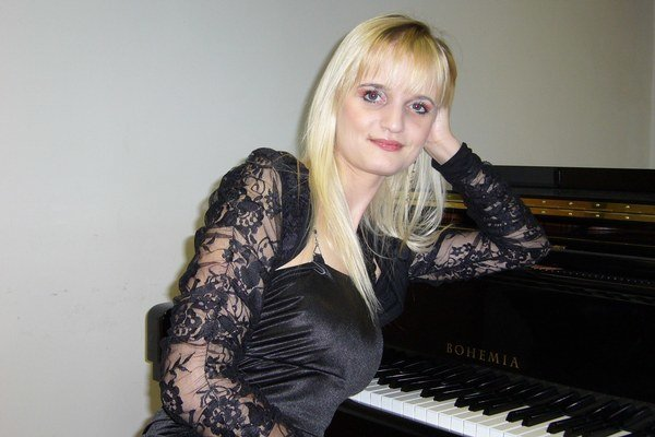 Lucia Biľová.