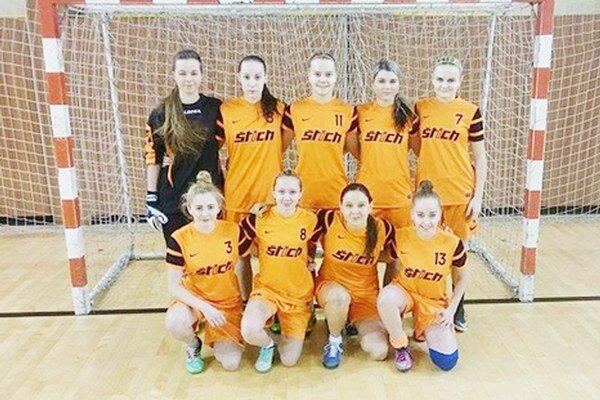 Futsalistky Štichu Humenné. Z Myjavy sa vrátili bez bodov.
