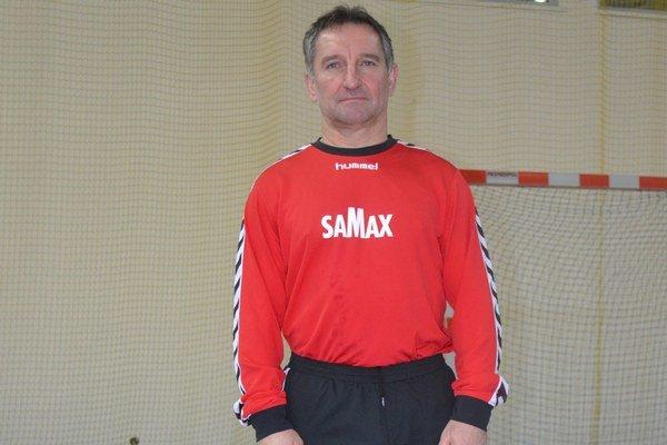 Pavol Micikáš. Najstarší hráč MFL.