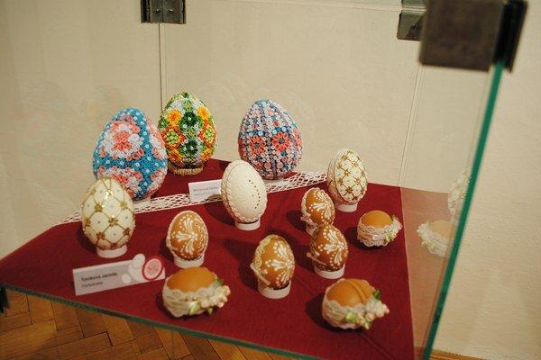 Kraslica. Výstavu otvoria 10. marca.