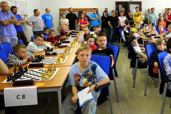 Grand Prix všachu mládeže. Humenský klub skončil na treťom mieste.