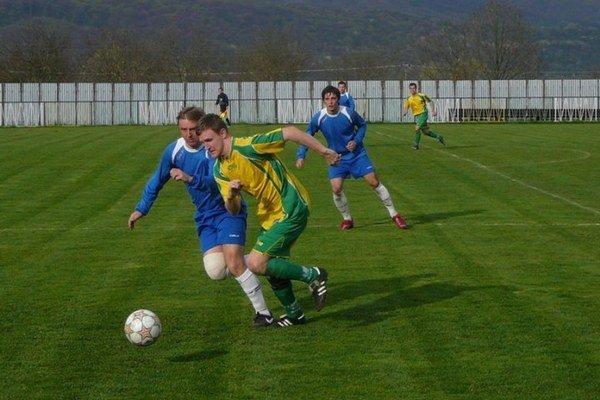 Medzilaborce vmodrom v Zámutove prehrali 0:1.