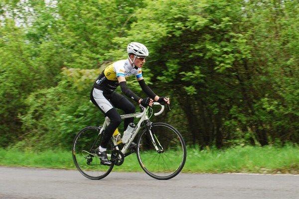Tomáš Zelinka. Prvé cyklistické úspechy.