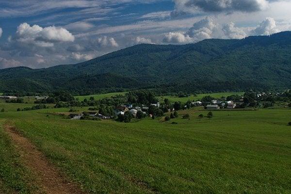 Obec Runina v okrese Snina je najvyššie položenou v NP Poloniny.