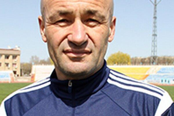 Jozef Škrlík. Tréner pôsobiaci v Kazachstane na úrovni klubovej i reprezentačnej.