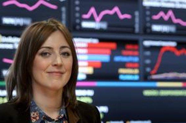 Júlia Kováčová (31) je šéfredaktorkou denníka Nový Čas od septembra 2008. Študovala na Filozofickej fakulte Univerzity sv. Cyrila a Metoda, odbor politológia, a tiež na Fakulte masmediálnej komunikácie UCM, kde aj prednáša.