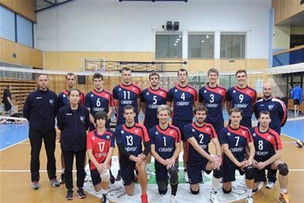 ŠK Chemes Humenné. Za desaťročie najúspešnejší volejbalový klub na Slovensku.