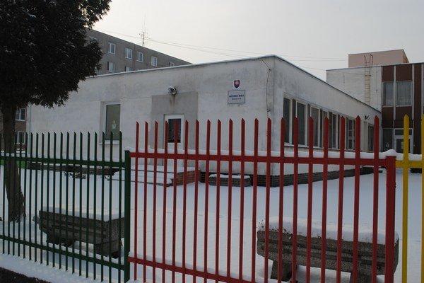Materská škola na Mierovej ulici. Iveta Hoptová ju viedla dlhé roky.