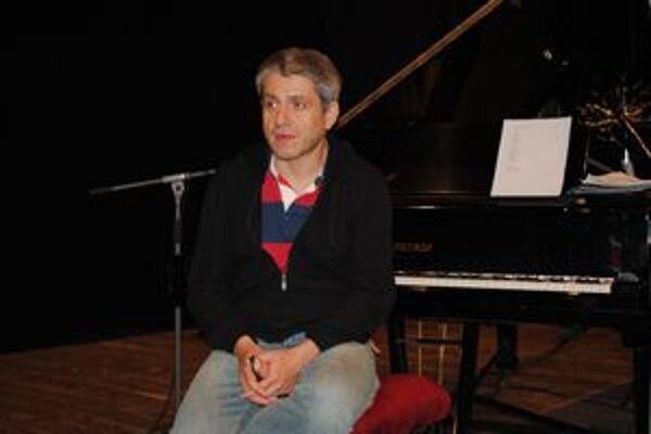 Na koncerte v rodisku. Do Humenného priniesol Peter Breiner úspešné Triango.