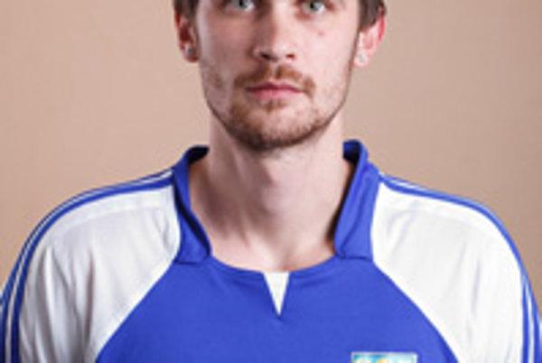Vladimír Katona. Prvý slovenský volejbalový Egypťan.