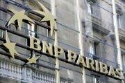 Francúzska banka BNP Paribas.
