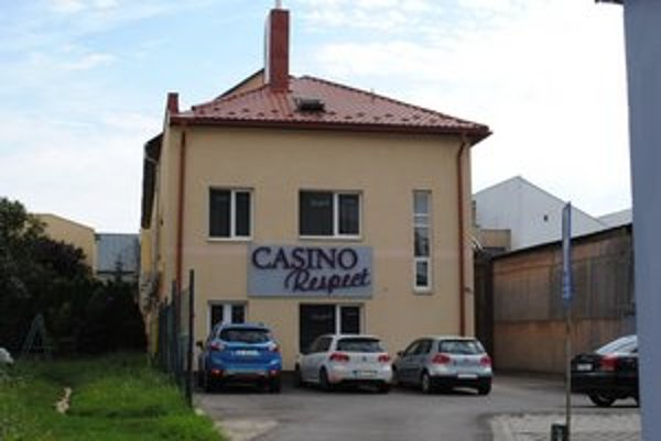 V Humennom funguje len jedno kasíno.