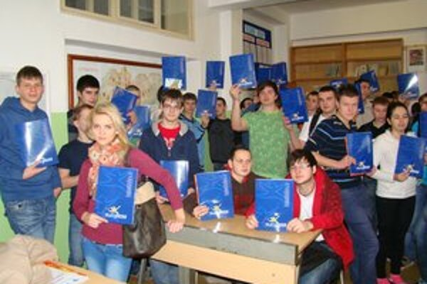 Europass mobilita. Študenti sa ním môžu preukázať v členských štátoch EÚ.