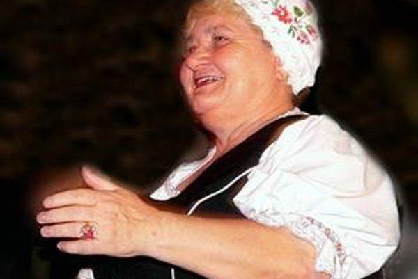 Odišla osobnosť. Máriu Čokynovú si ľudia uchovajú vo svojich srdciach. Jej meno zostane navždy späté s rusínskymi piesňami.