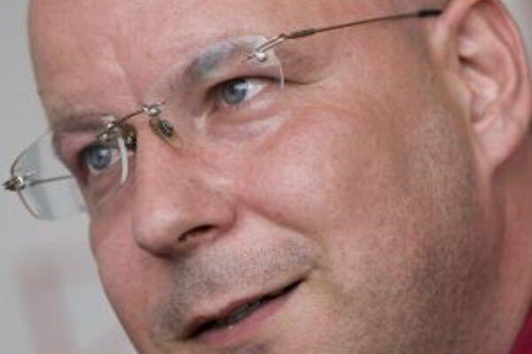 Generálny riaditeľ Tlačovej agentúry Slovenskej republiky a bývalý šéf Slovenského rozhlasu Jaroslav Rezník.