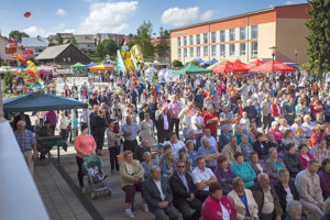 Program Dni Rabče zaplnil divákmi celé námestie.