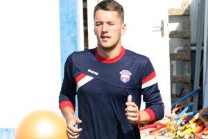 Michal Pintér do Liberca zatiaľ neprestúpil a pre zranenie nemohol hrať ani v sobotu za FC ViOn.