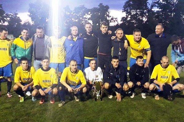 Nevidzany vyhrali turnaj na Dyčke tretí rok po sebe.