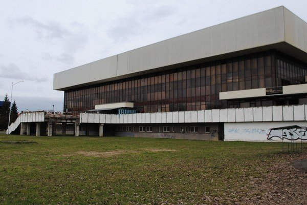 Zimný štadión v Michalovciach. Rozsiahla rekonštrukcia si vyžiada 1,7 milióna eur.