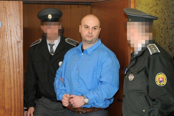 Branislav Adamčo. Potvrdili mu doživotie.