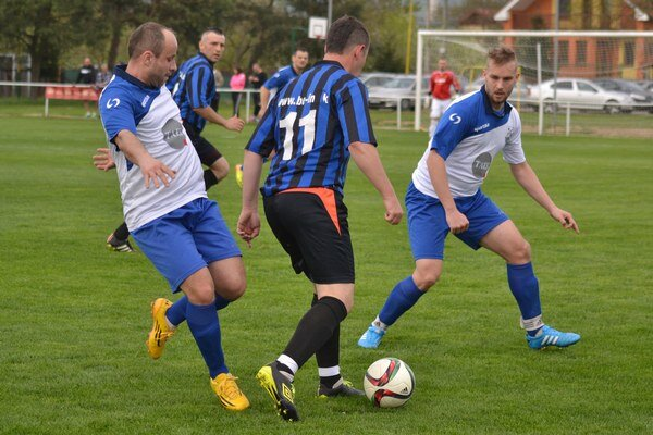 Petrovce nad Laborcom hladko vyhrali. S Krišovskou Lieskovou si poradili 4:0.