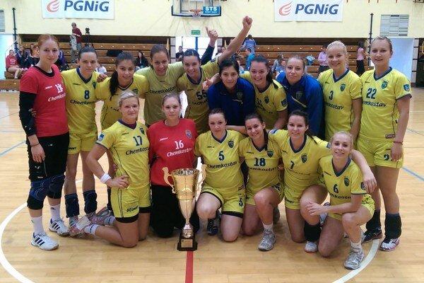 V Poľsku obsadili prvé miesto. Na turnaji v Nowom Saczi ani raz nezaváhali.