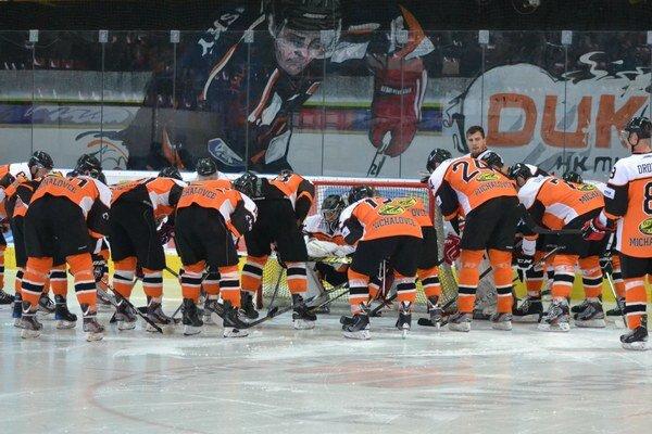 Z trnavského ľadu si priviezli tri body. Michalovským hokejistom stačil na výhru jediný gól, ktorý zaznamenal Jakub Linet.