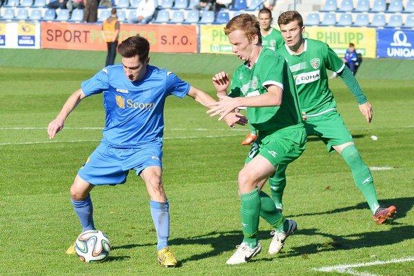 V prestížnom východniarskom derby plieskal bič na konci. Michalovčania podľahli Prešovčanom gólom zo záveru stretnutia 0:1.