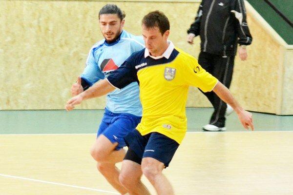 Futsalová liga štartuje. S týždňovým oneskorením ako sa plánovalo.