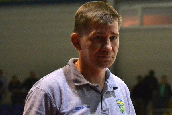 Borys Petrovskyj. Jeho zverenky štartujú nový rok v Prešove.