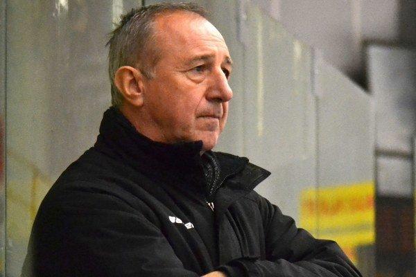Tréner Milan Staš. Jeho anabáza v Dukle sa skončila už po polroku.
