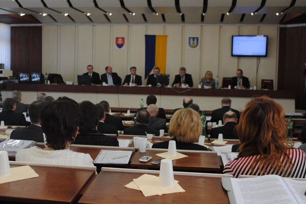 Verejné zhromaždenia. Na stretnutiach môžu Michalovčania diskutovať s predstaviteľmi magistrátu o aktuálnych problémoch mesta.