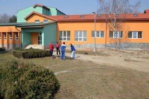 Na snímke zrekonštruovaný Domov sociálnych služieb Ondava v Rakovciach nad Ondavou v okrese Michalovce.