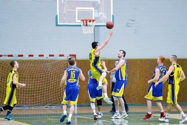 Po dvoch prehrách zvíťazili. Muži 1. BKD si v sobotu poradili doma s Levočou.