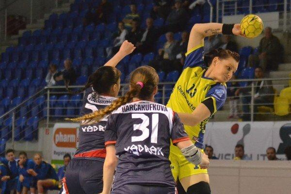 Iuventa má našliapnuté do finále. Prešovského súpera doma dvakrát porazila.