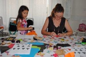 Denné letné tábory. So starostlivosťou pomáhajú mestá, základné aj materské školy, knižnice aj farské úrady.