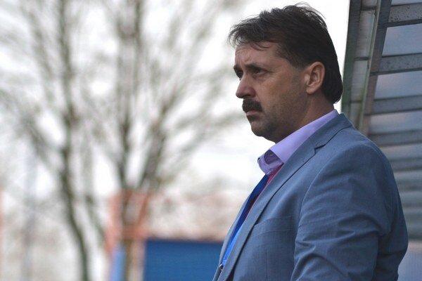 Tréner František Šturma. Čo dnes vymyslí na Zlaté Moravce.