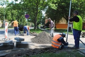 Rekonštrukcia. Počas I. etapy zrekonštruuje samospráva časť sídliska, ktorá je ohraničená Okružnou ulicou a Sobraneckou cestou.