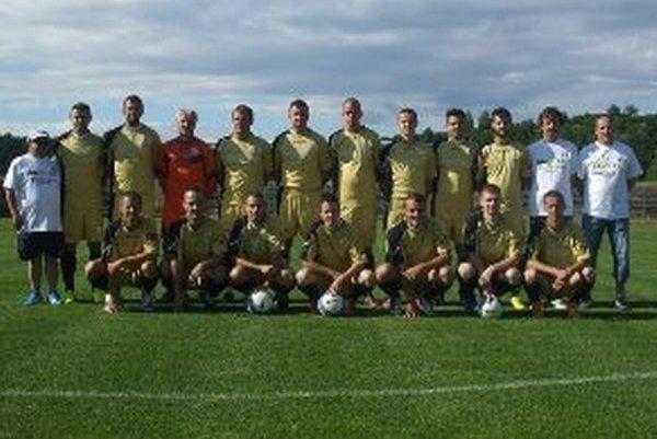 Víťaz I. triedy FC Baník Horná Nitra B.