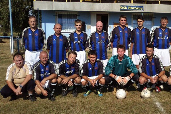 Futbalisti Horoviec, ktorí hrajú v prvej triede. V nedeľu stratili prvé body v sezóne, prehrali na pôde Romy Pavlovce nad Uhom.
