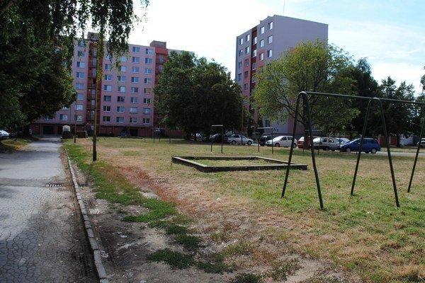 Sídlisko Juh. Mesto začína ďalšiu rekonštrukciu medziblokových priestorov. Náklady dosiahnu viac ako 927-tisíc eur.