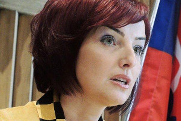 V prípade úspechu v komunálnych aj parlamentných voľbách bude Katarína Macháčková zastávať až tri významné posty.