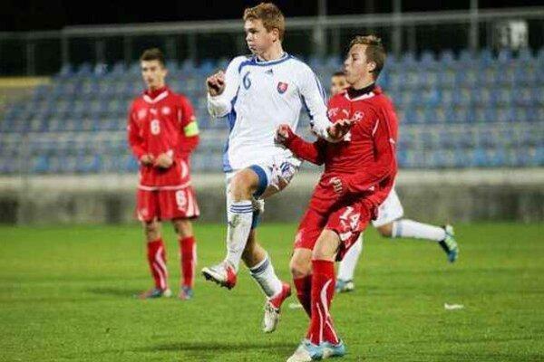 Michalovčan Jakub Grič. Na šampionáte nastúpil v troch zápasoch.