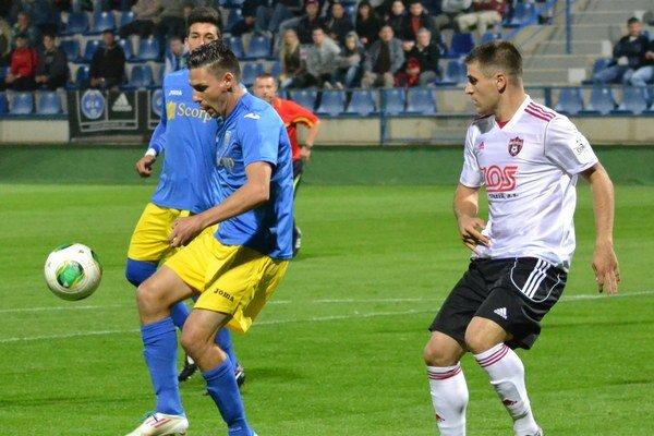 Majú im čo vracať. Trnava ako jediné mužstvo v Michalovciach zabodovala.