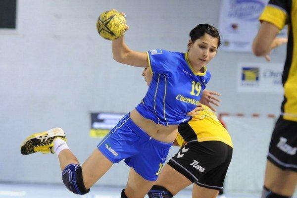 Návrat po troch mesiacoch. Lucia Tobiašová je opäť v zápasovom kolotoči.